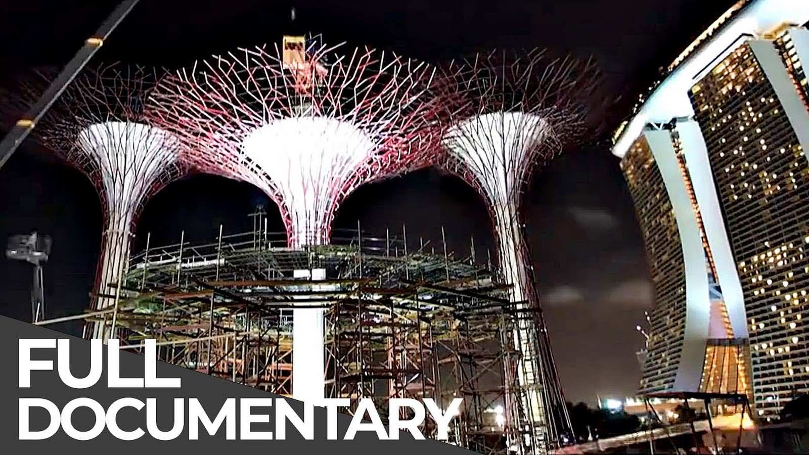 Youtube for Architects: World's Most Unique Garden: Gardens by the Bay | Megastructures | Free Documentary - Sheet1
