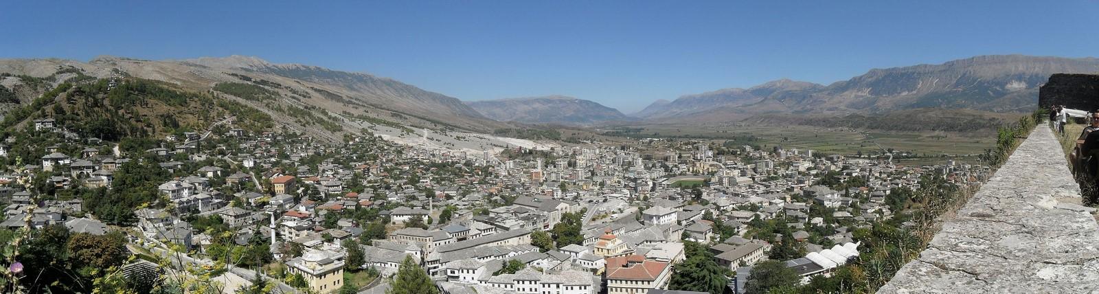 Architecture of Berat and Gjirokastra - Sheet3