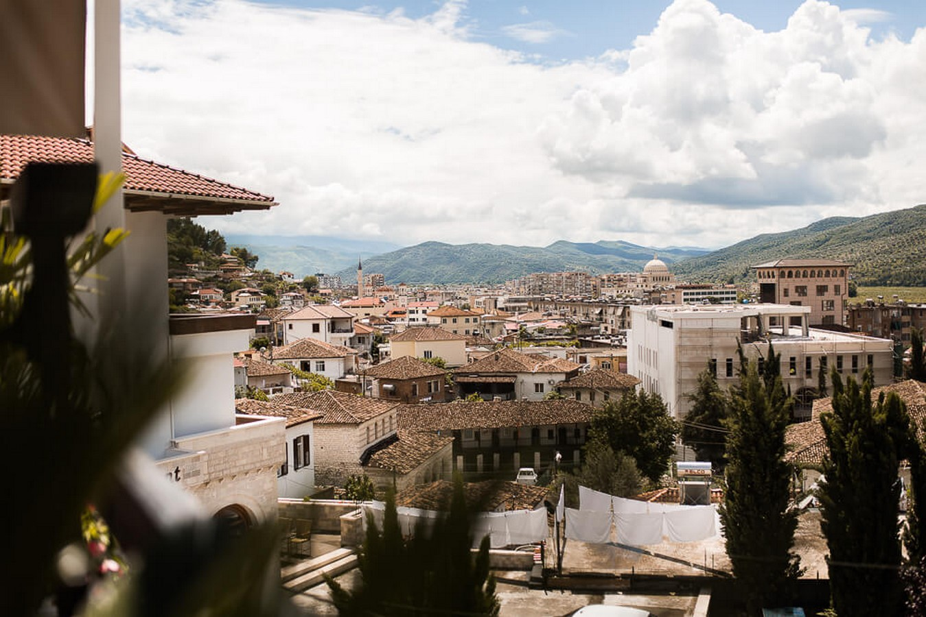 Architecture of Berat and Gjirokastra - Sheet5
