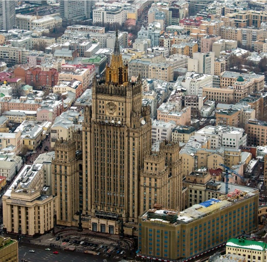 10 Things you did not know about the Stalinist architecture - Sheet10