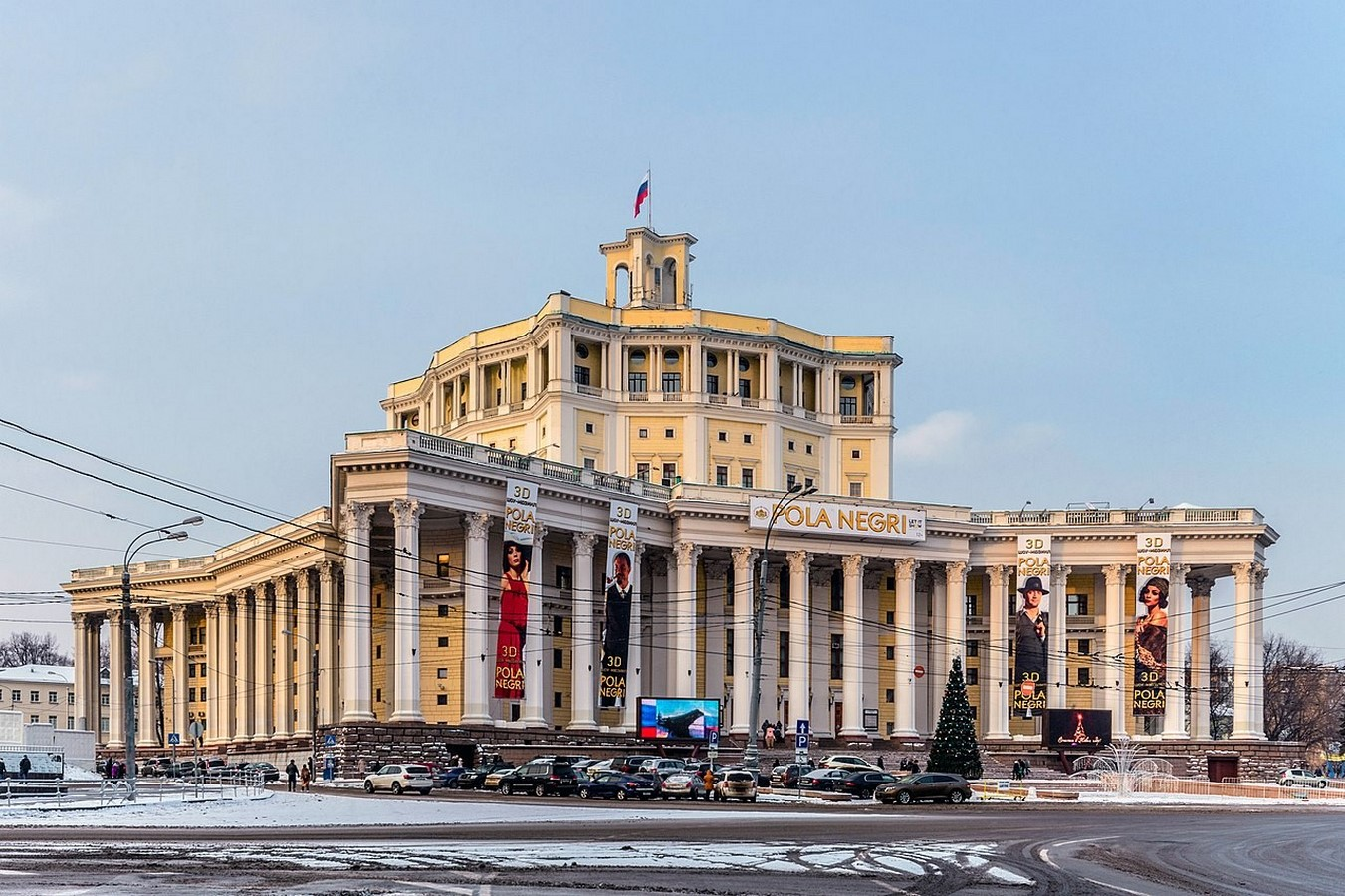 10 Things you did not know about the Stalinist architecture - Sheet3