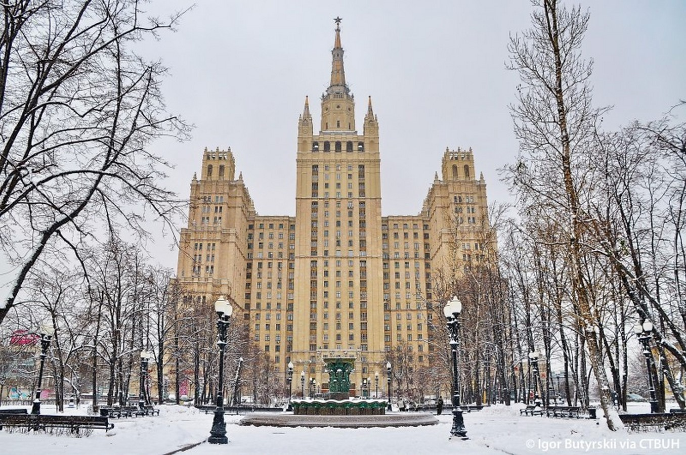 10 Things you did not know about the Stalinist architecture - Sheet7