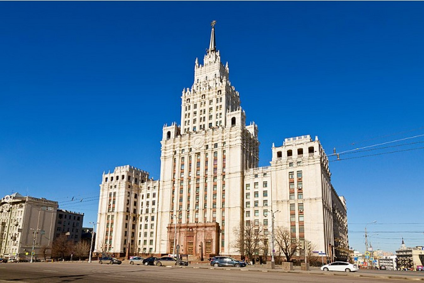 10 Things you did not know about the Stalinist architecture - Sheet8