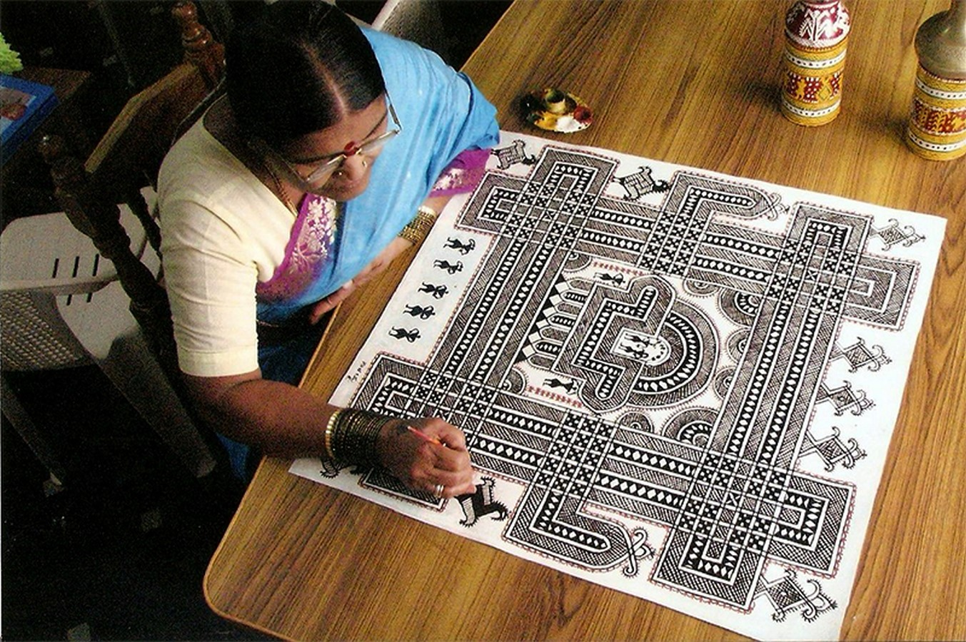 8 Crafts seen in Karnataka - Sheet6