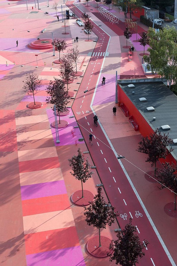 Use of Colour in Architecture and Urban Design - Sheet12