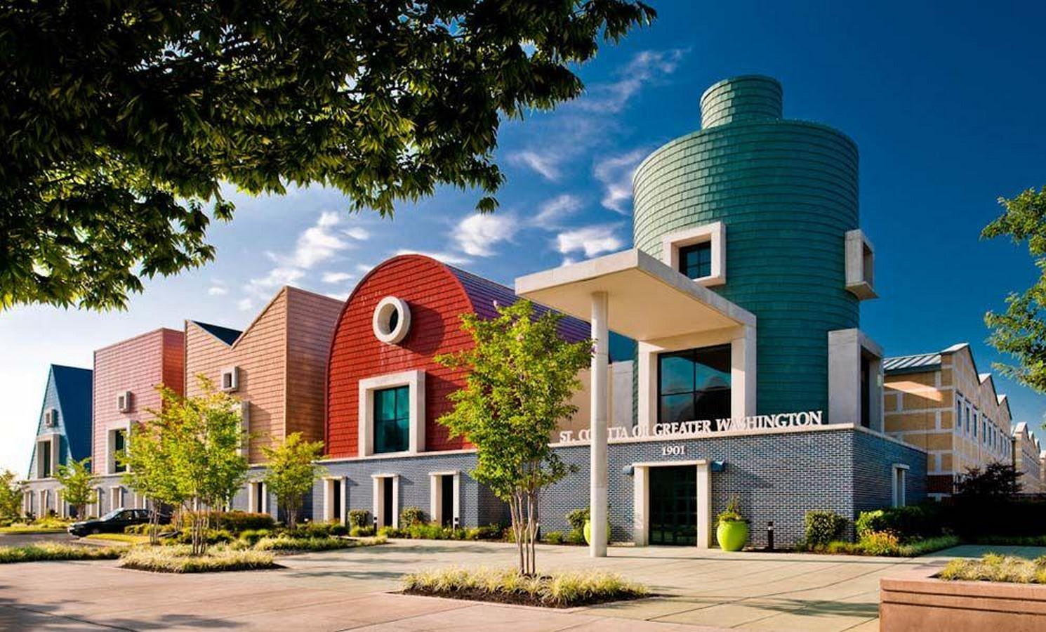 Use of Colour in Architecture and Urban Design - Sheet5