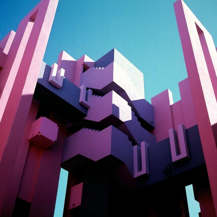 Use of Colour in Architecture and Urban Design - Sheet9