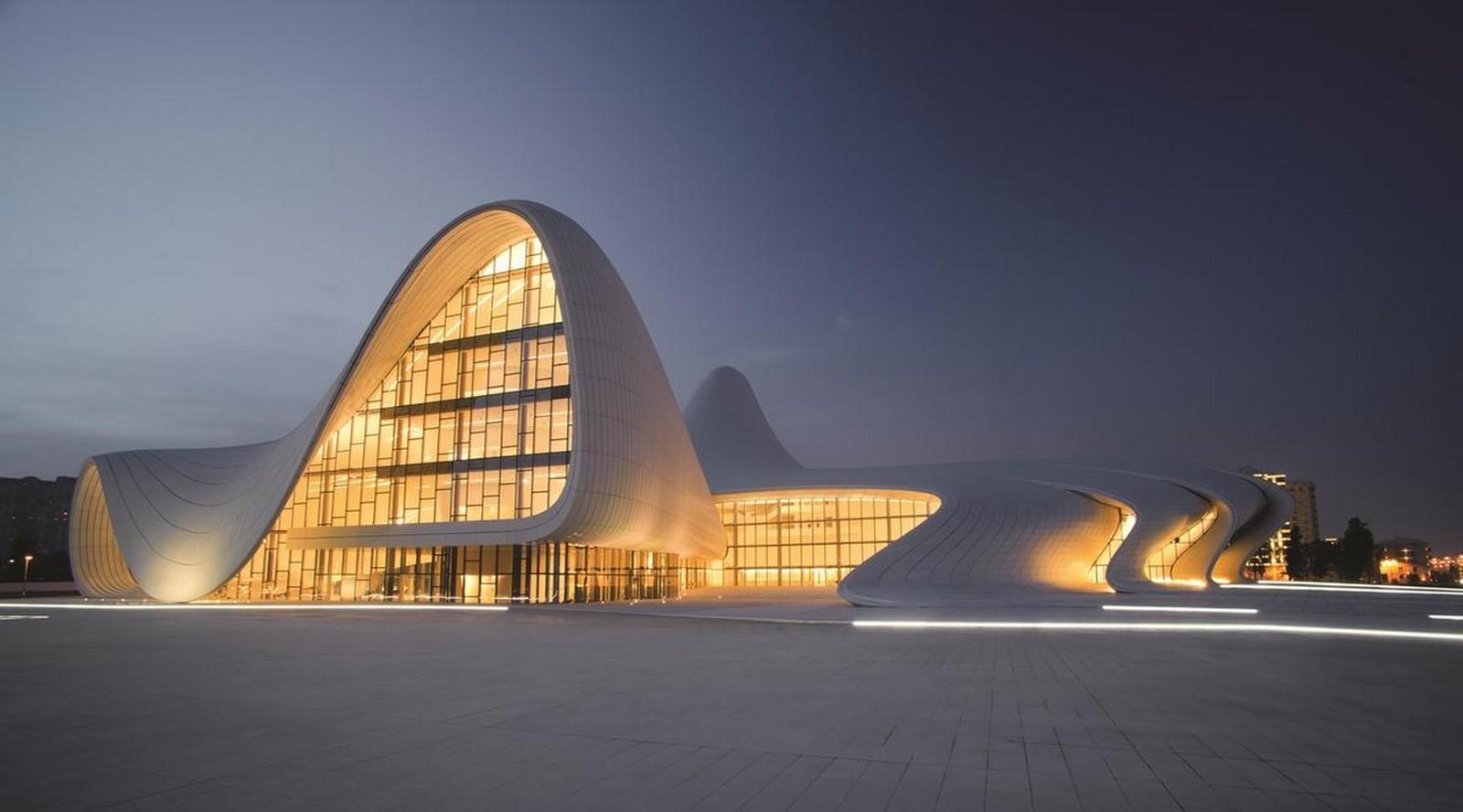 Heydar Aliyev Centre by Zaha Hadid: Incredibly Ambitious Project - Sheet1