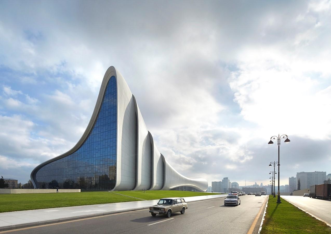 Heydar Aliyev Centre by Zaha Hadid: Incredibly Ambitious Project - Sheet10