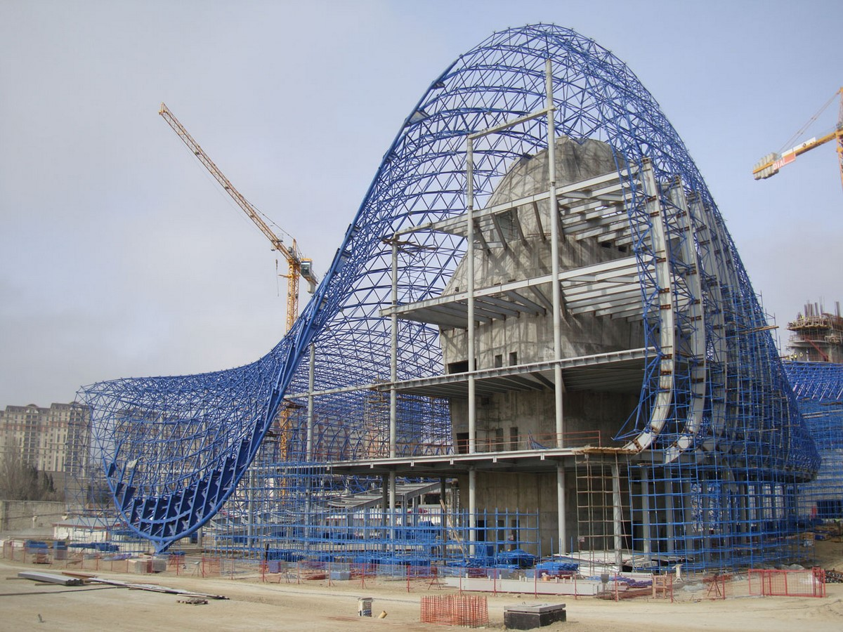 Heydar Aliyev Centre by Zaha Hadid: Incredibly Ambitious Project - Sheet7