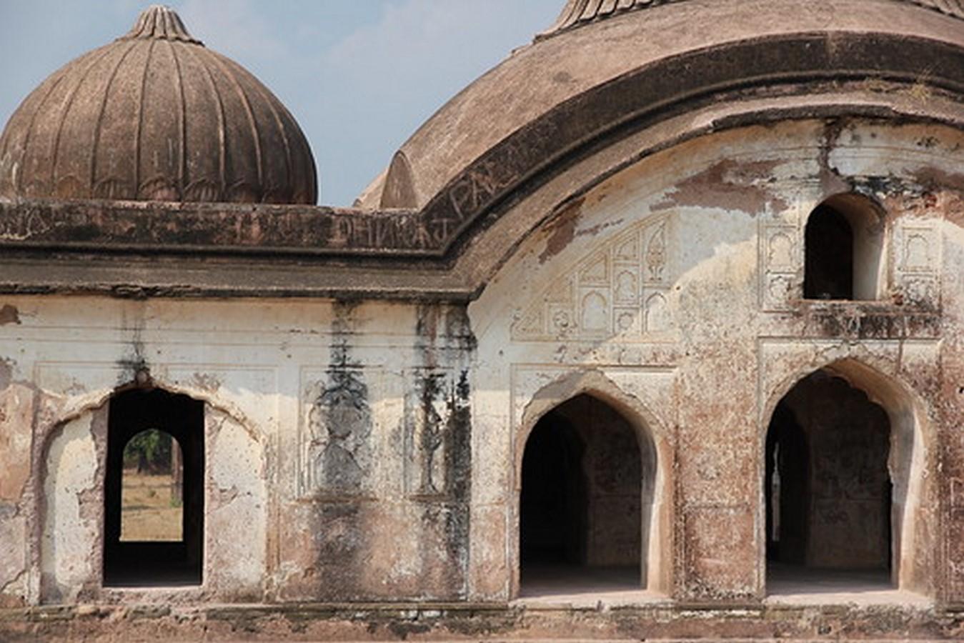 The Deccan Darwaza- Burhanpur - Sheet8