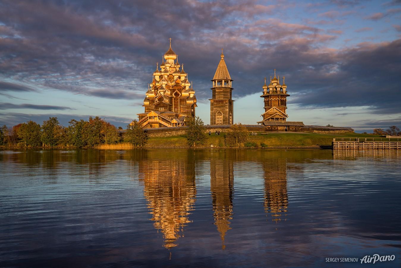 Wooden Architecture of Kizhi Island, Russia - Sheet3