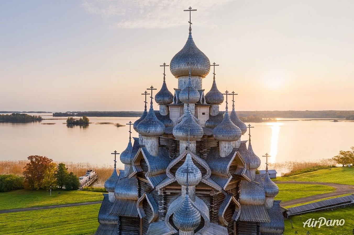 Wooden Architecture of Kizhi Island, Russia - Sheet4