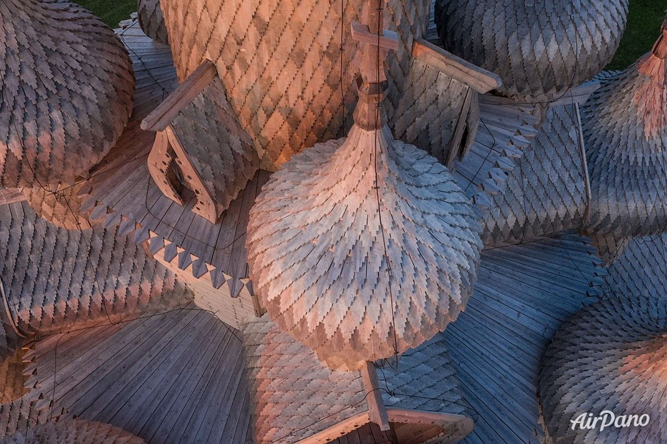 Wooden Architecture of Kizhi Island, Russia - Sheet6