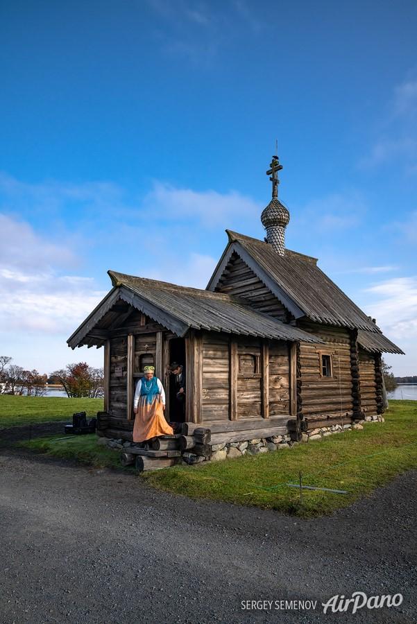 Wooden Architecture of Kizhi Island, Russia - Sheet9