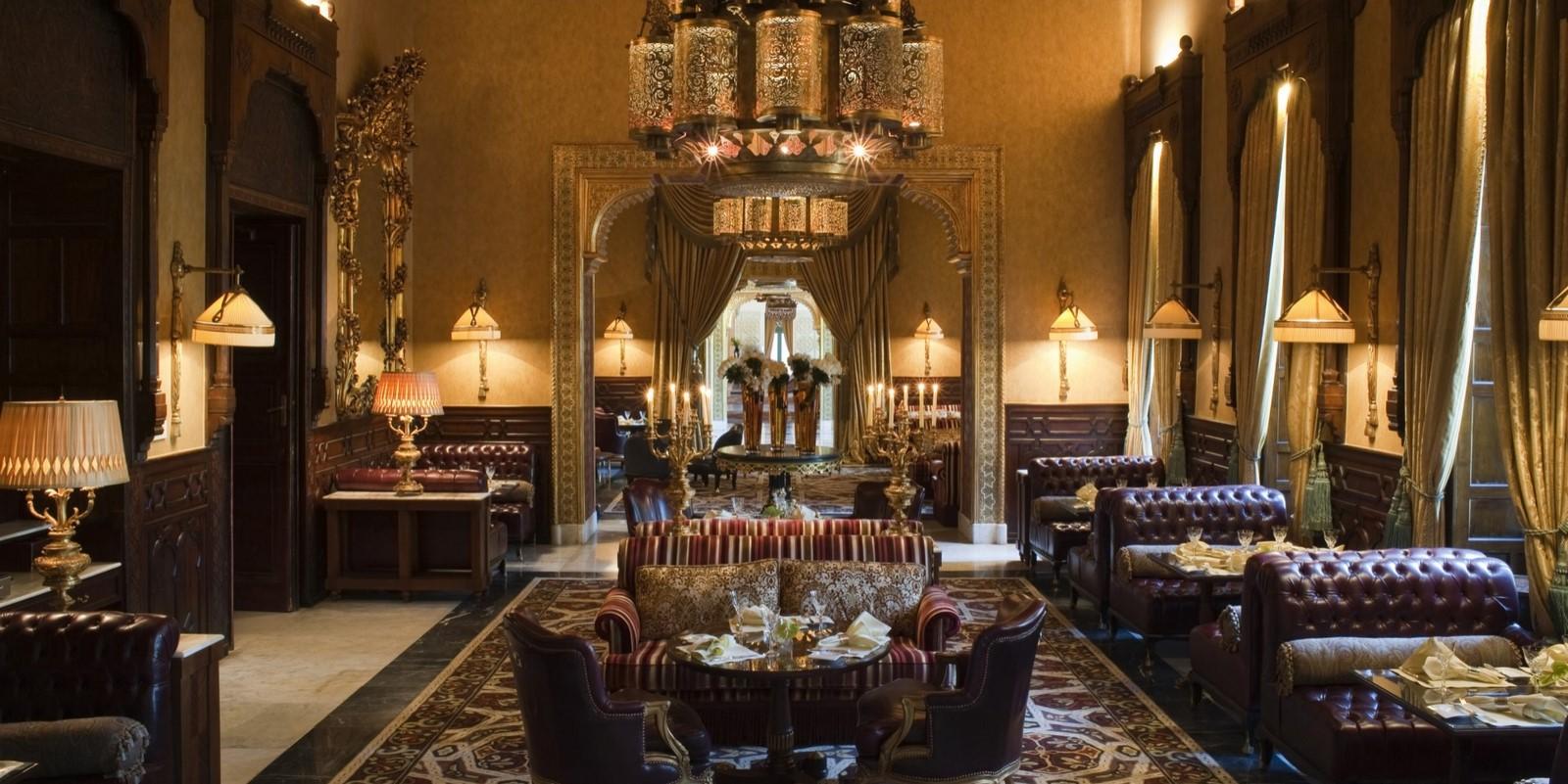 A look at Marriott Hotel's Interiors - Sheet4