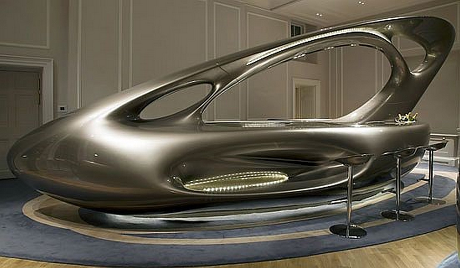 20 Futuristic homes ideas to invest in - Sheet8