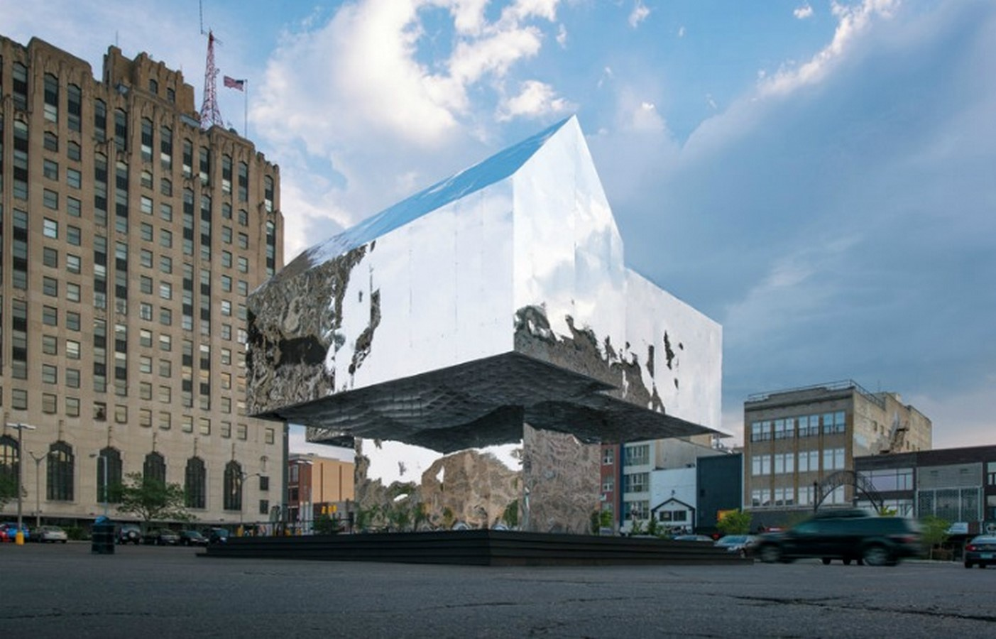 Architectural Illusions: 10 Buildings that Defy Vision - Sheet2