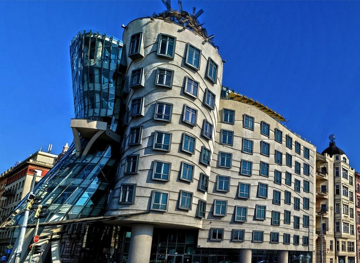 Architectural Illusions: 10 Buildings that Defy Vision - Sheet8