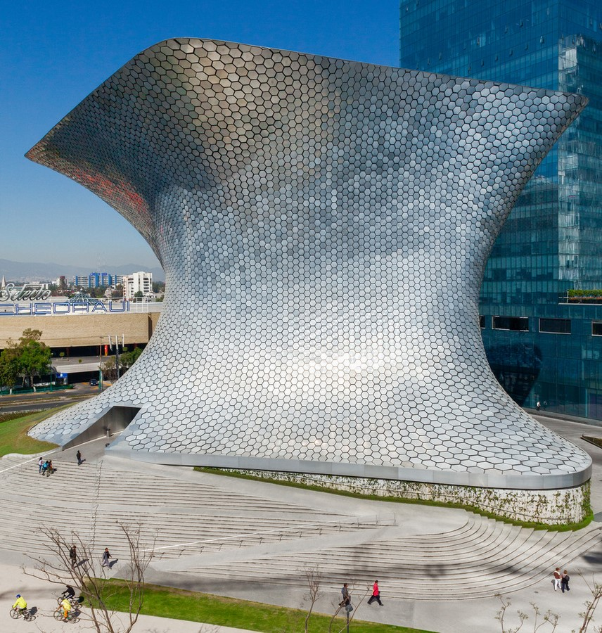 The Rise of Parametric Architecture - Sheet3