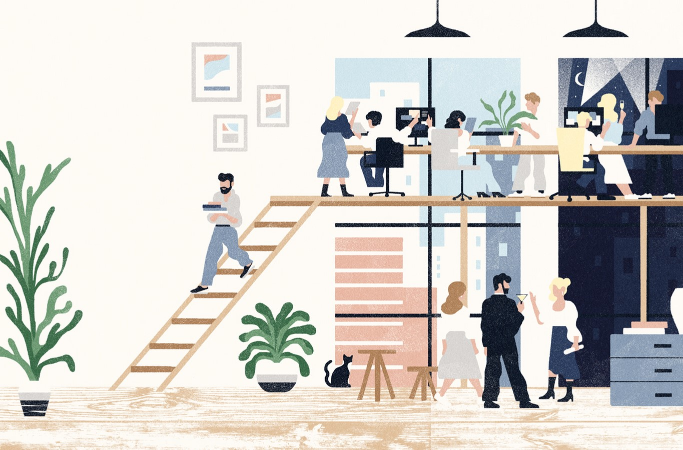 How Millennial Architects are resetting the game - Sheet2
