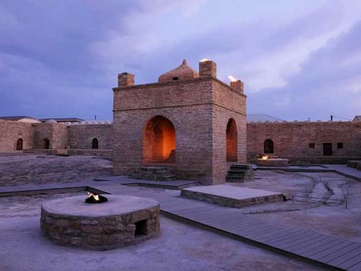 Atashgah Zoroastrian Fire Temple – Baku - Sheet1