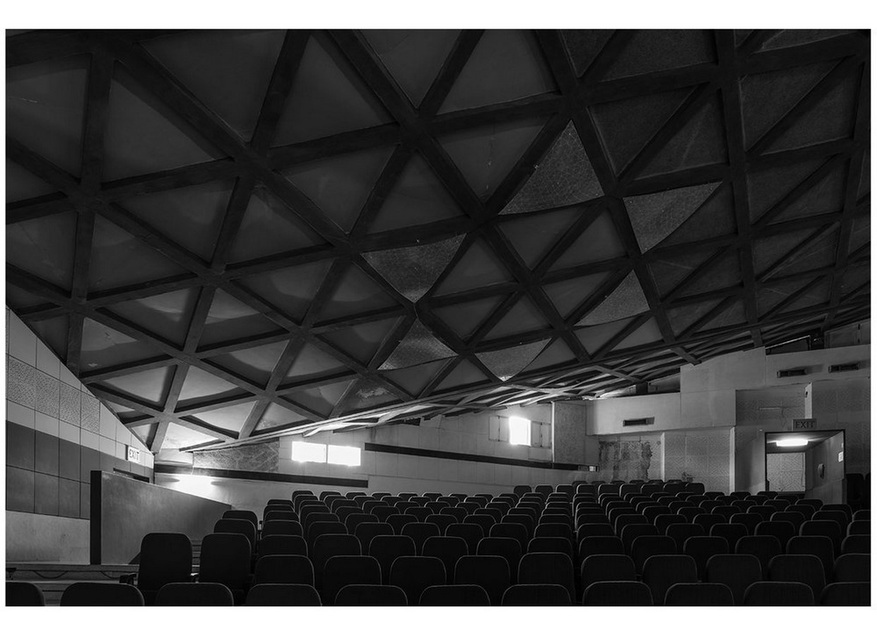 Sri Aurobindo Auditorium – Auroville - Sheet3