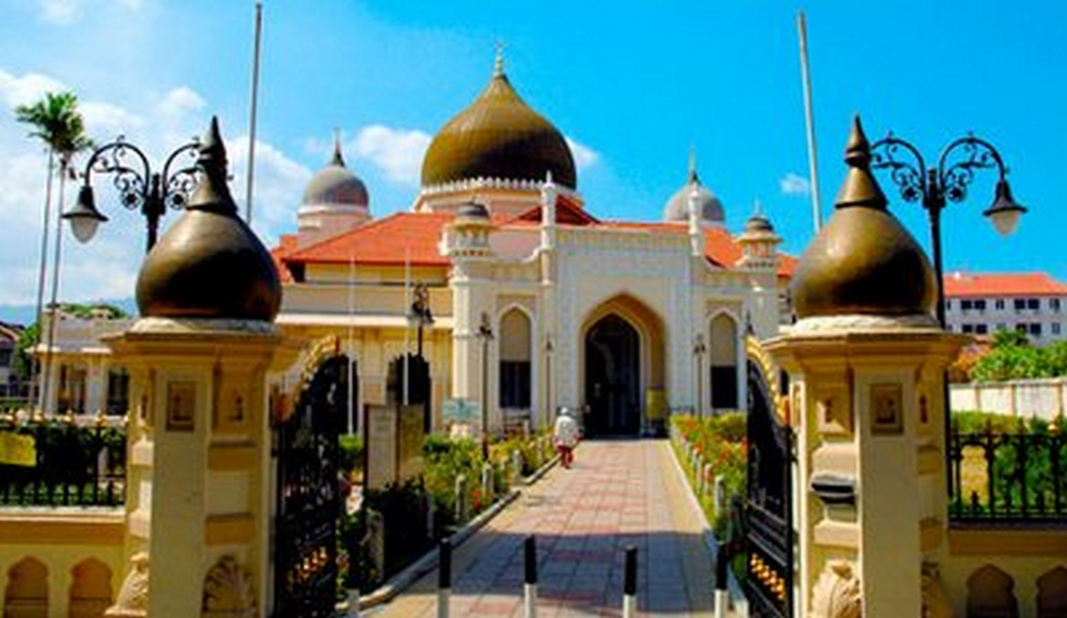 Kapitan Keling Mosque – Penang - Sheet1