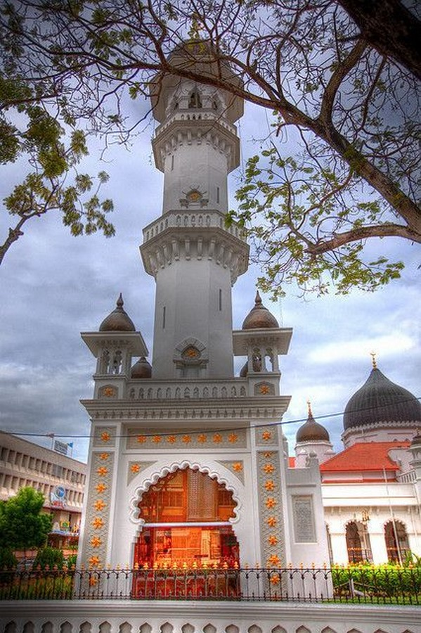 Kapitan Keling Mosque – Penang - Sheet2
