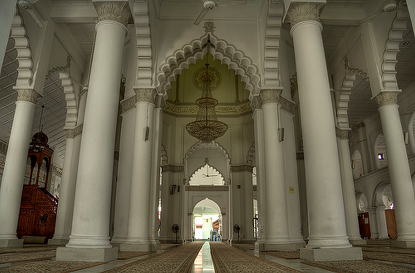 Kapitan Keling Mosque – Penang - Sheet3