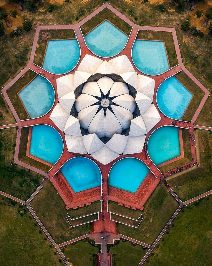 Lotus Temple – New Delhi - Sheet1