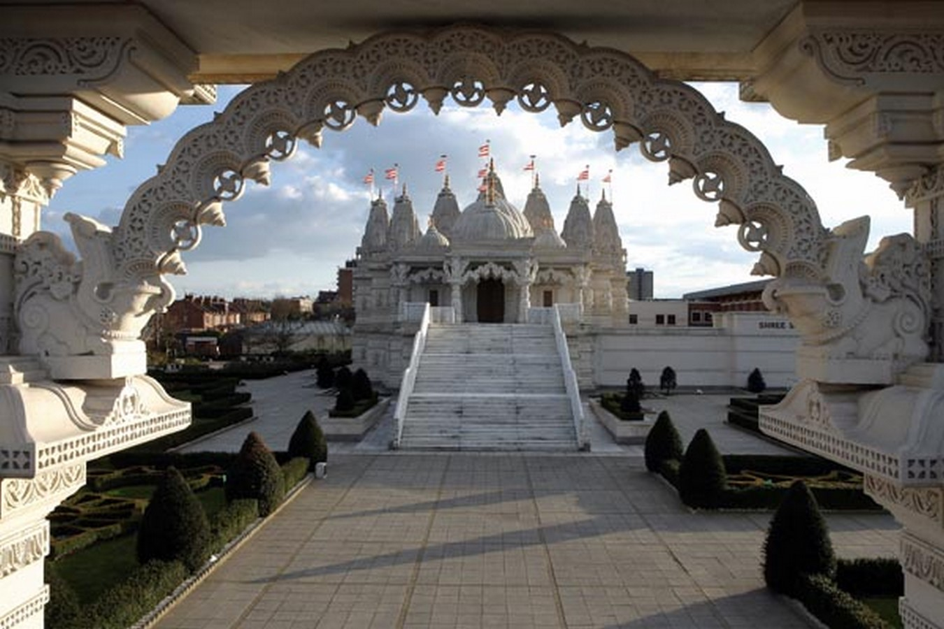 Neasden Temple – London - Sheet1