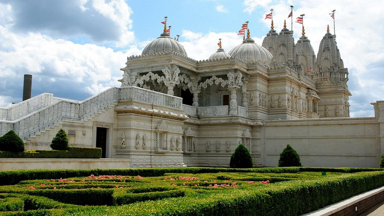 Neasden Temple – London - Sheet2