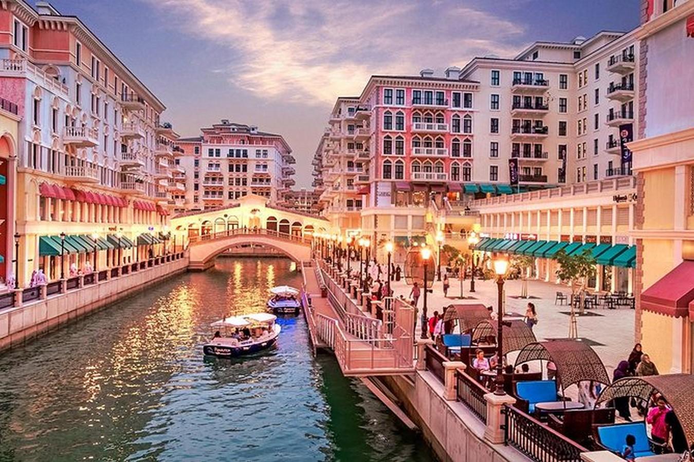 Qanat Quartier – Pearl-qatar - Sheet2