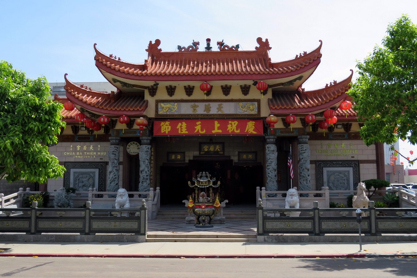 Thien Hau Temple – Los Angeles - Sheet1