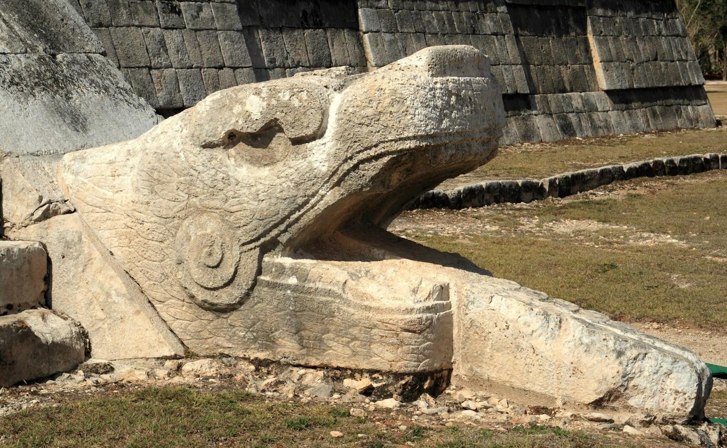 El Castillo, Chichen Itza, Mexico - Sheet3