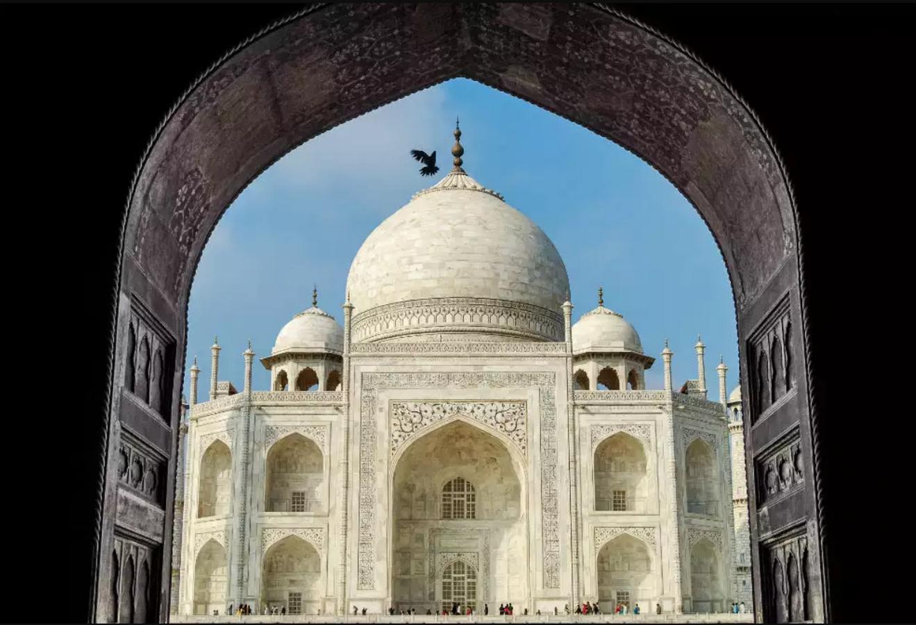 The Taj Mahal, India - Sheet2