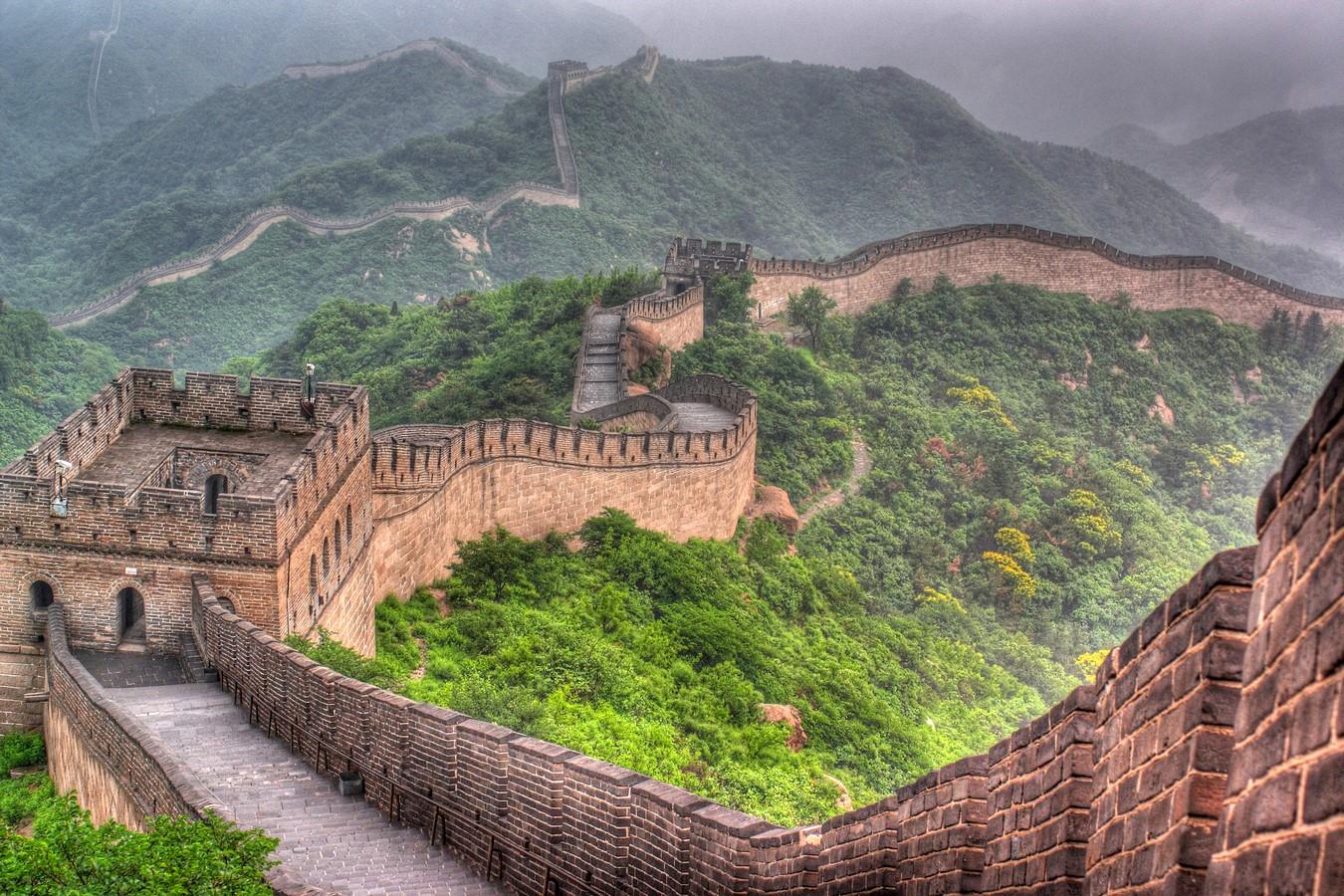 The Great wall of China, China - Sheet2