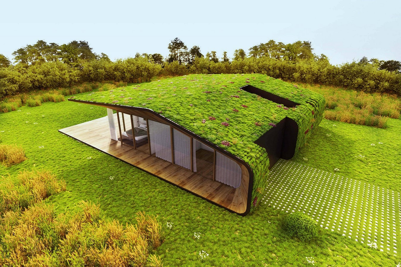 10 things to remember when designing rooftop gardens - Sheet10