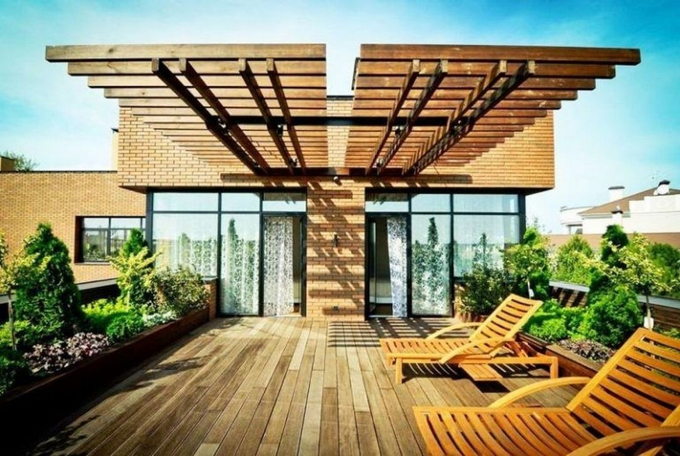 10 things to remember when designing rooftop gardens - Sheet17