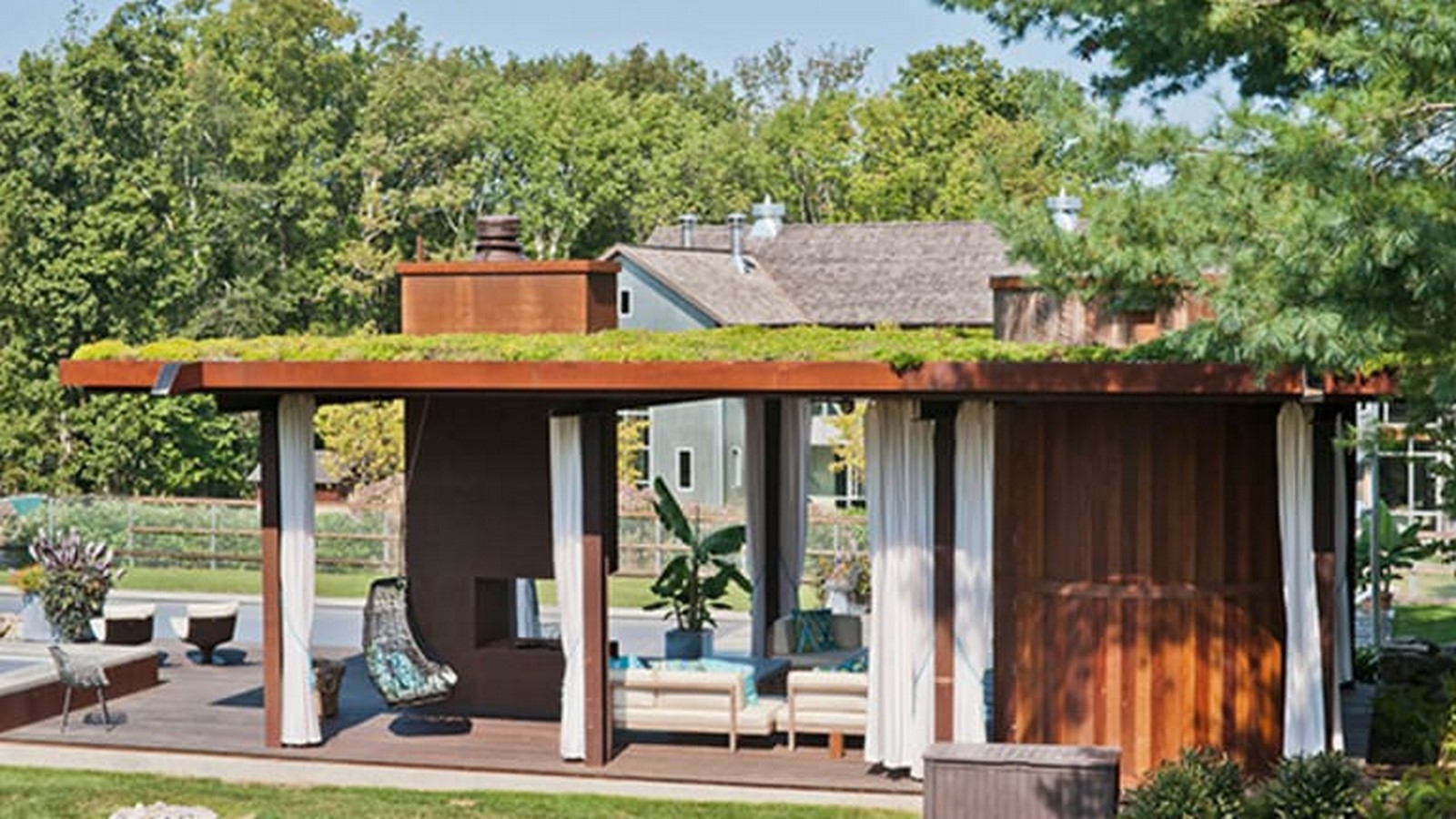 10 things to remember when designing rooftop gardens - Sheet5