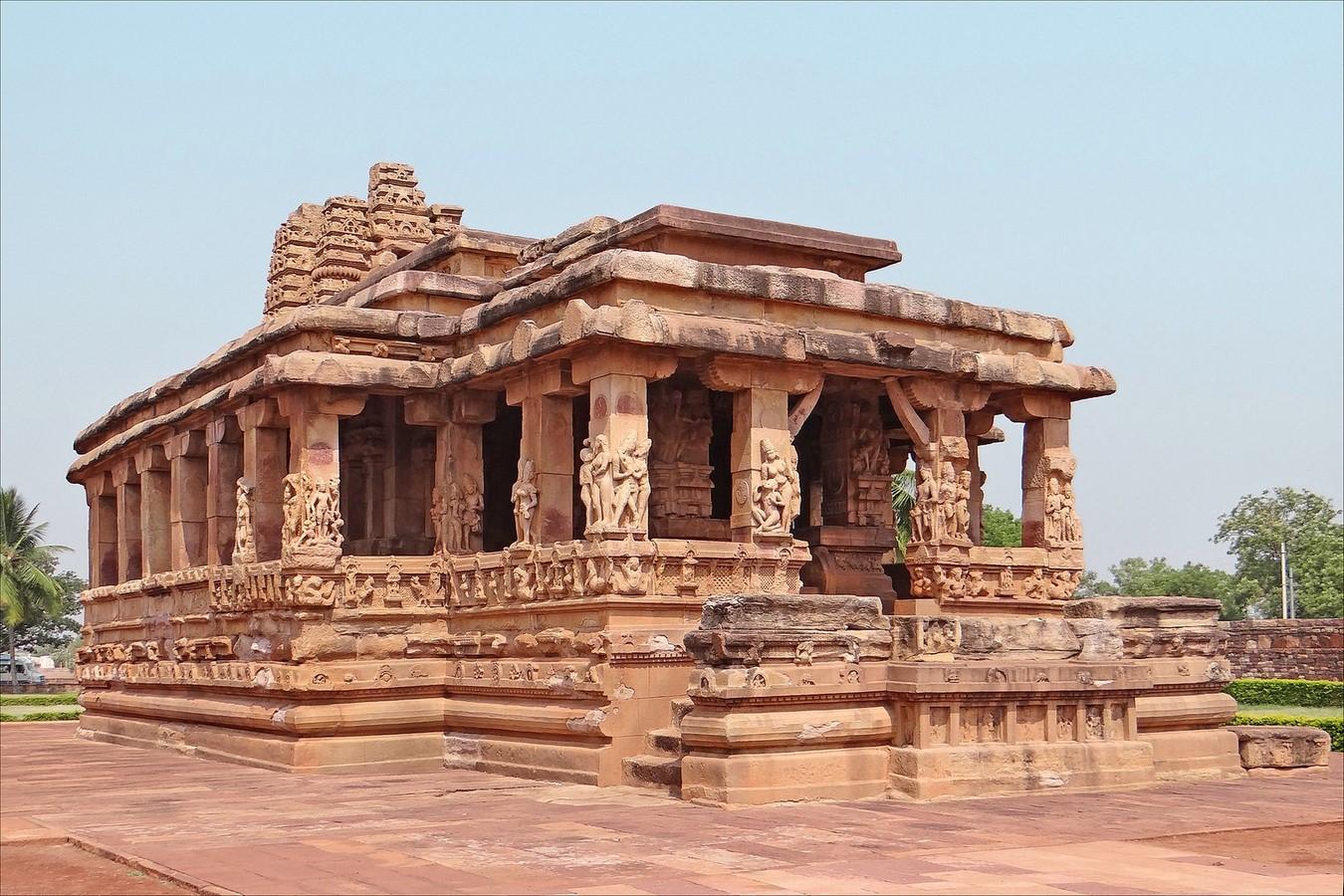 Durga Temple - Sheet2