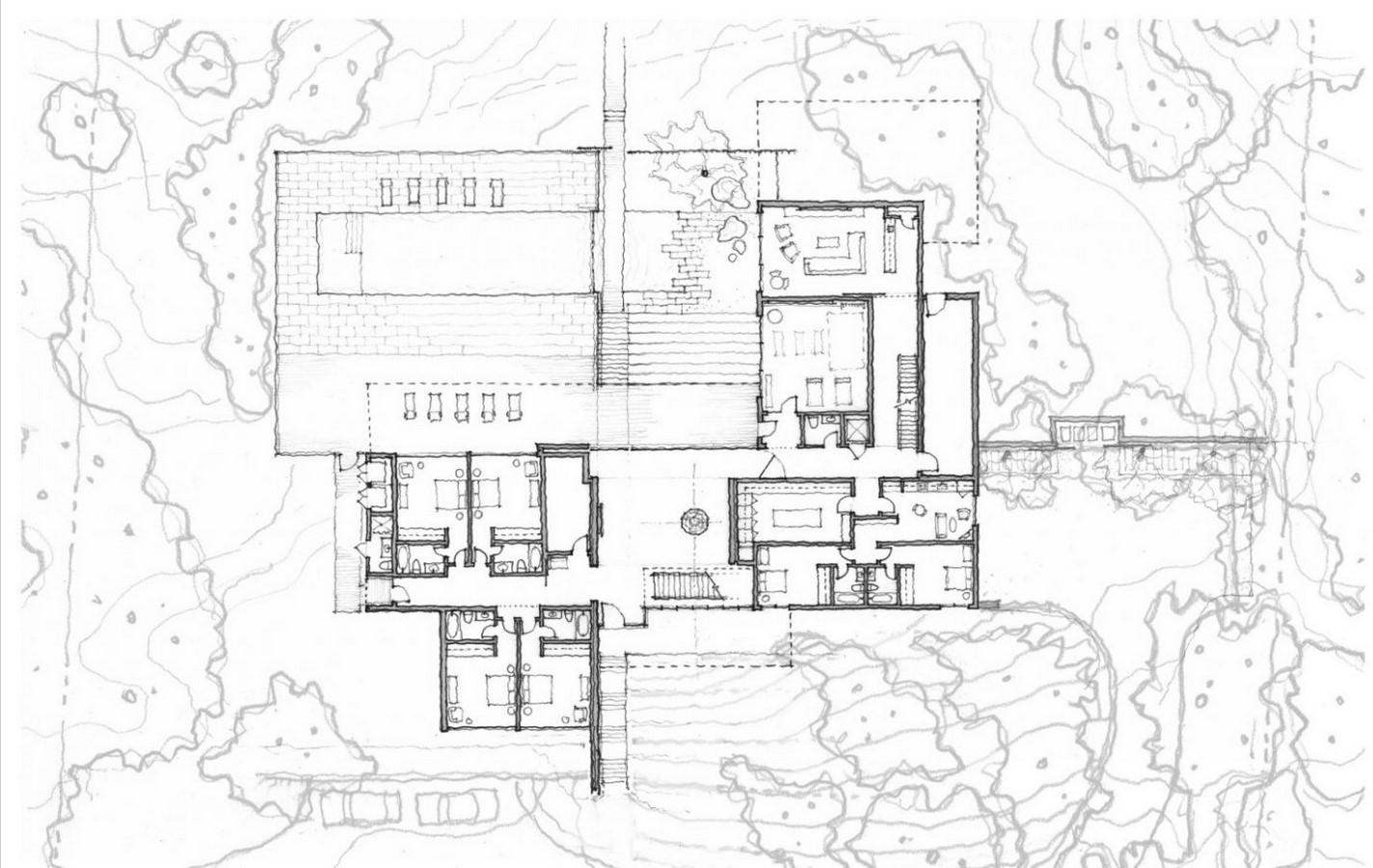 House on An Isthmus, New York (2017) - Sheet1