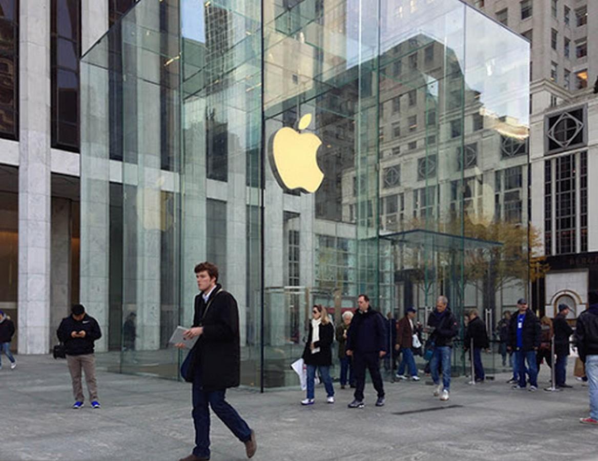 Apple Store, New York (2006) - Sheet1