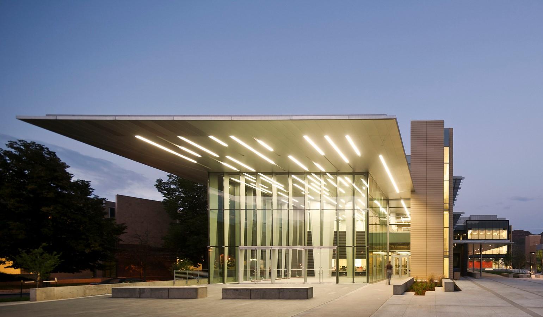 Marquez Hall at Colorado School of Mines, Colorado (2012) - Sheet1