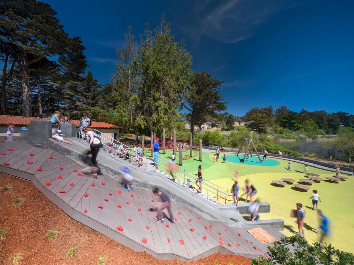 Mountain Lake Park Playground, California (2017) - Sheet2