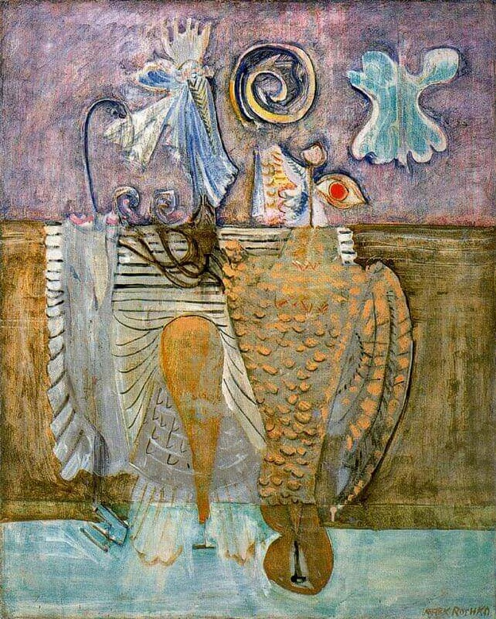 Life of an Artist Mark Rothko - Sheet2