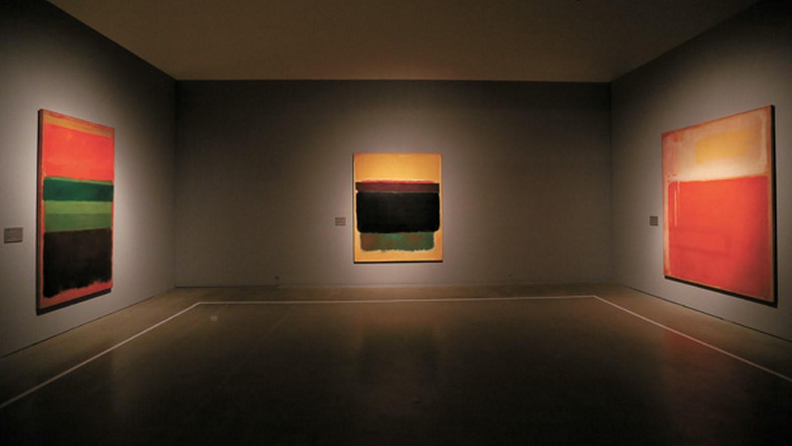 Life of an Artist Mark Rothko - Sheet4