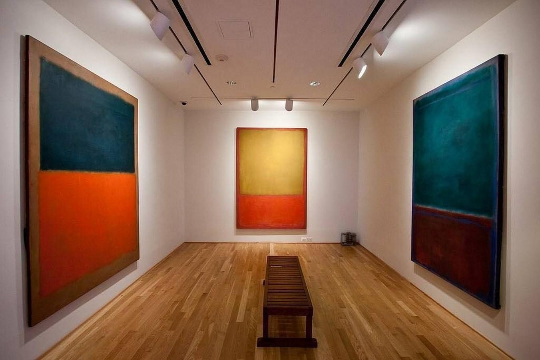 Life of an Artist Mark Rothko - Sheet6