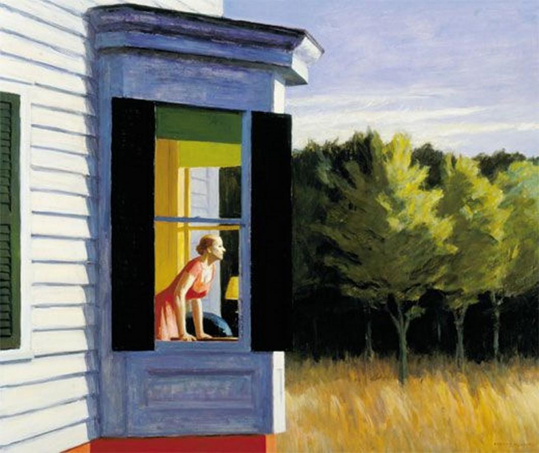 Life of an Artist: Edward Hopper - Sheet9